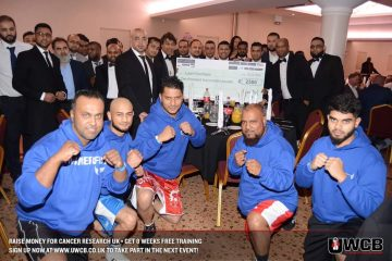 Bengali boxers raise money
