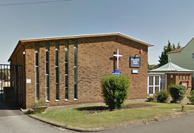 Photo of church exterior