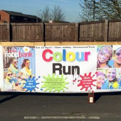 Colour Run Archives Luton Foodbank