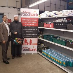 Imam Jahangir Ahmed in warehouse