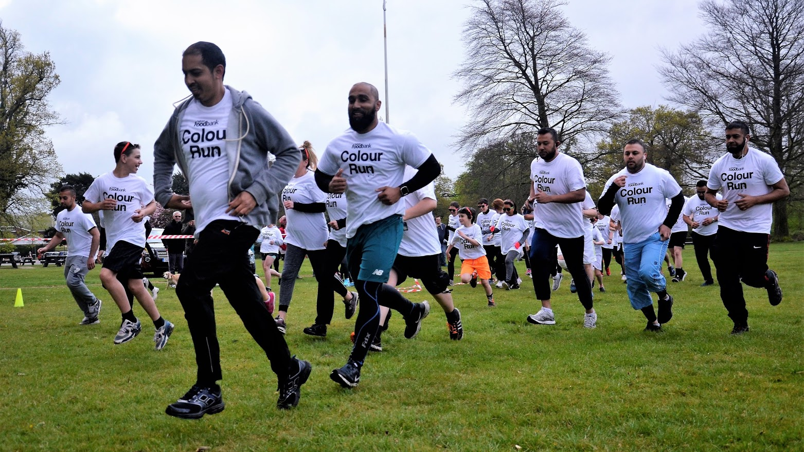 Colour Run Pics Part 3 Luton Foodbank