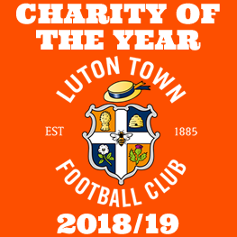 LTFC Charity of the Yeart>