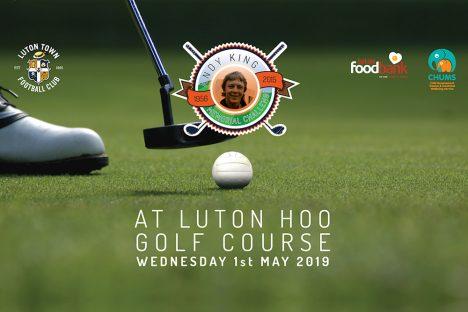LTFC Memorial golf (1 May) @ Luton Hoo Golf Course