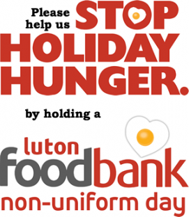 For Schools Luton Foodbank